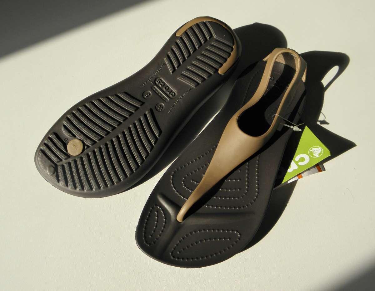Босоножки CROCS Sexi Flip Sandal W5 - Оригинал