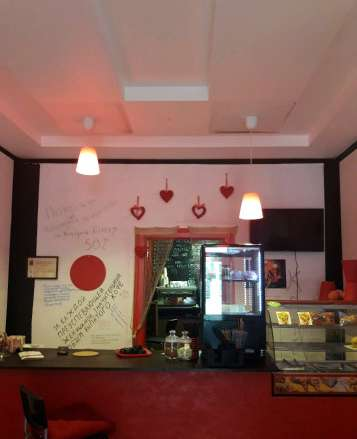 Передам в хорошие руки  отличную кофейню и любимых клиентов
