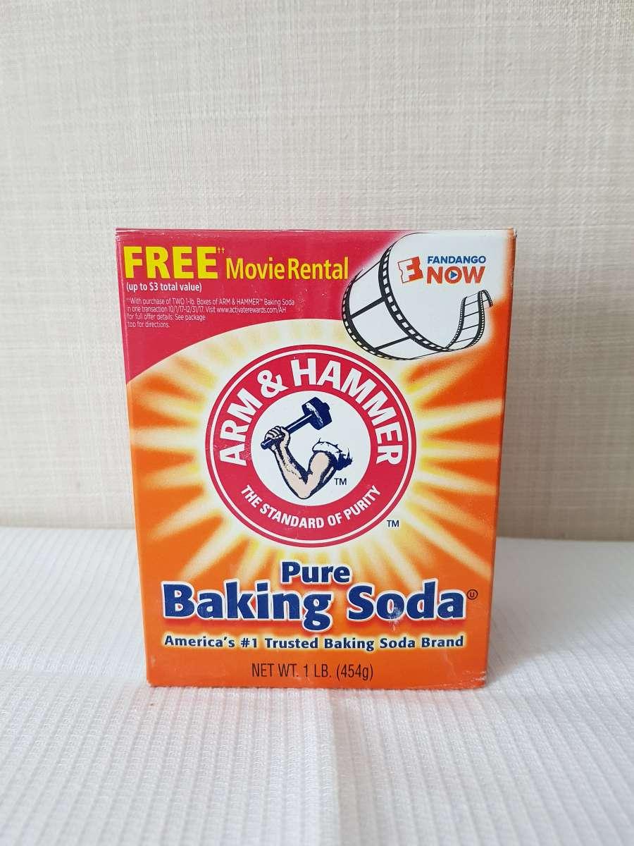 Сода пищевая органическая, чистая, производства США