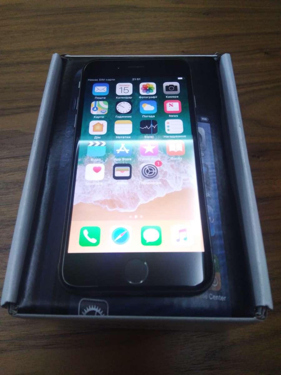 iPhone 6 64gb Black New