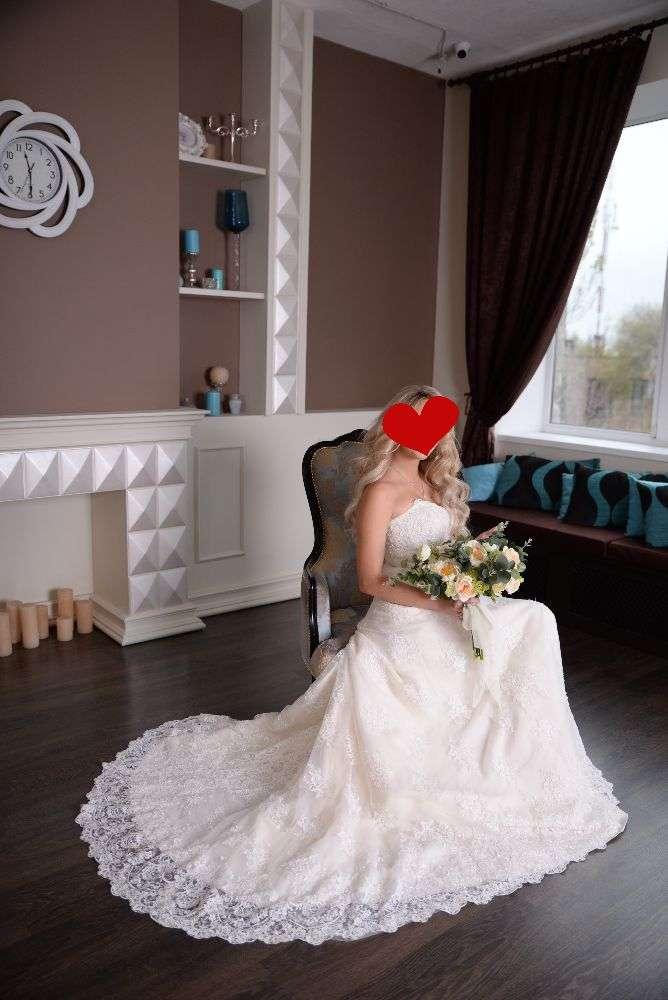 Продаю шикарное свадебное платье от Австралийского бренда