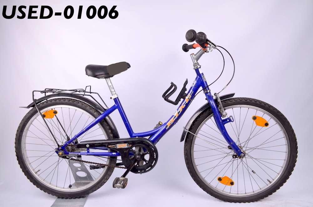 Подростковый бу велосипед RIXE Артикул: USED-01006