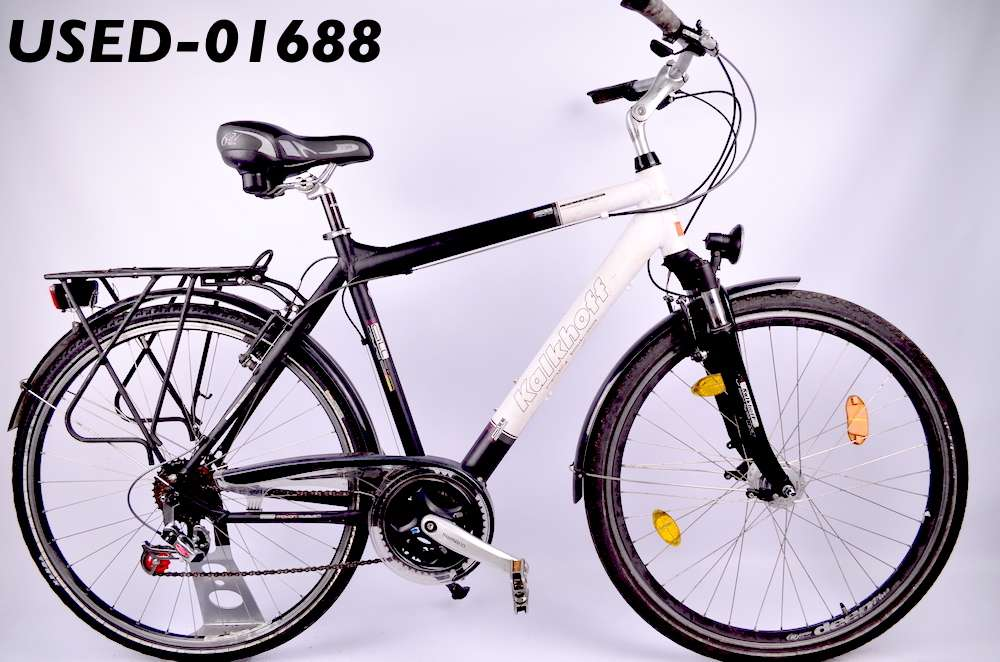 Городской велосипед Kalkhoff Артикул: USED-01688