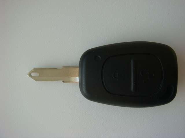 Корпус ключа Renault Trafic Vivaro, Nissan Opel
