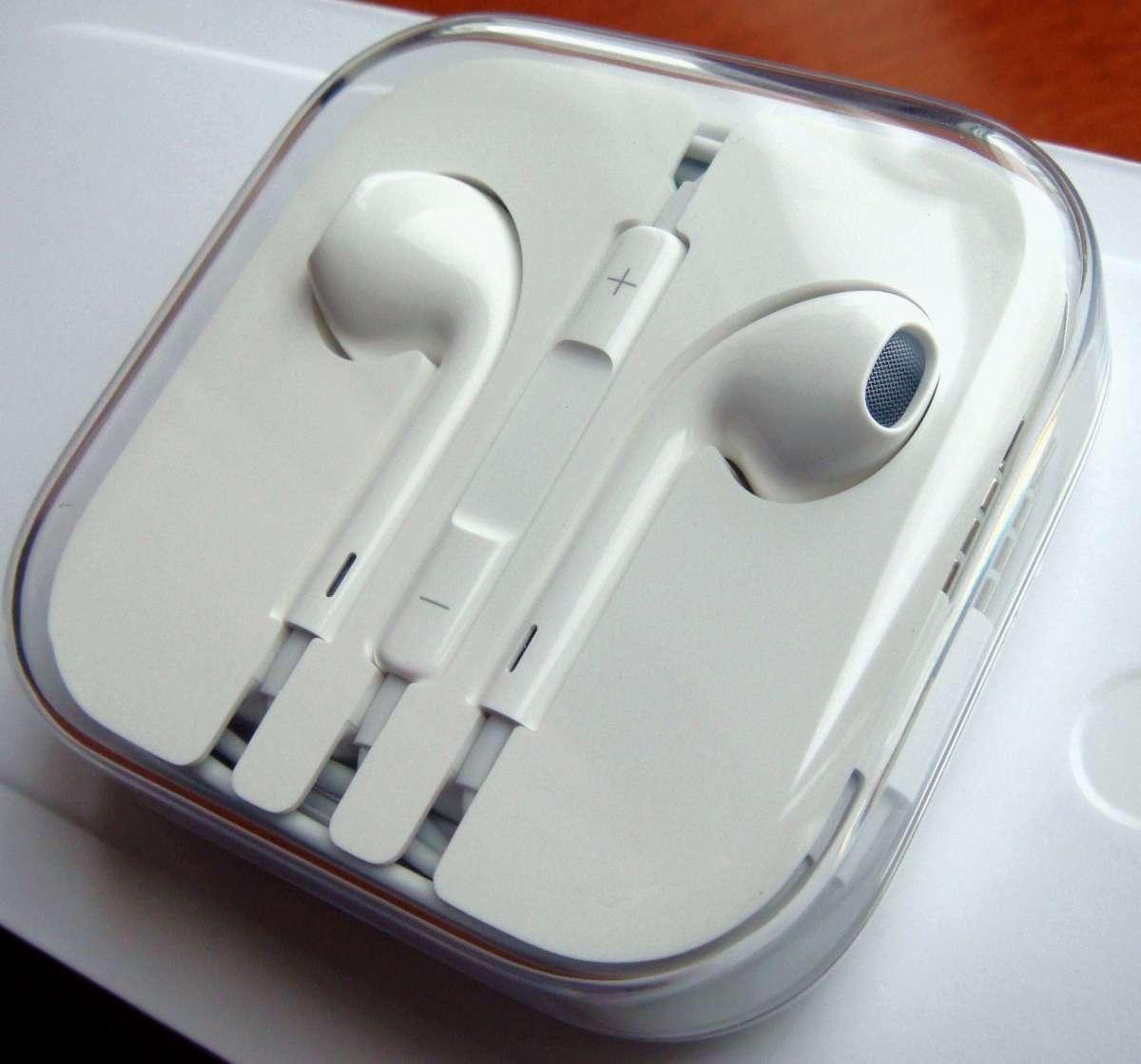 Новые наушники Apple EarPods оригинальные, как отличить от копии