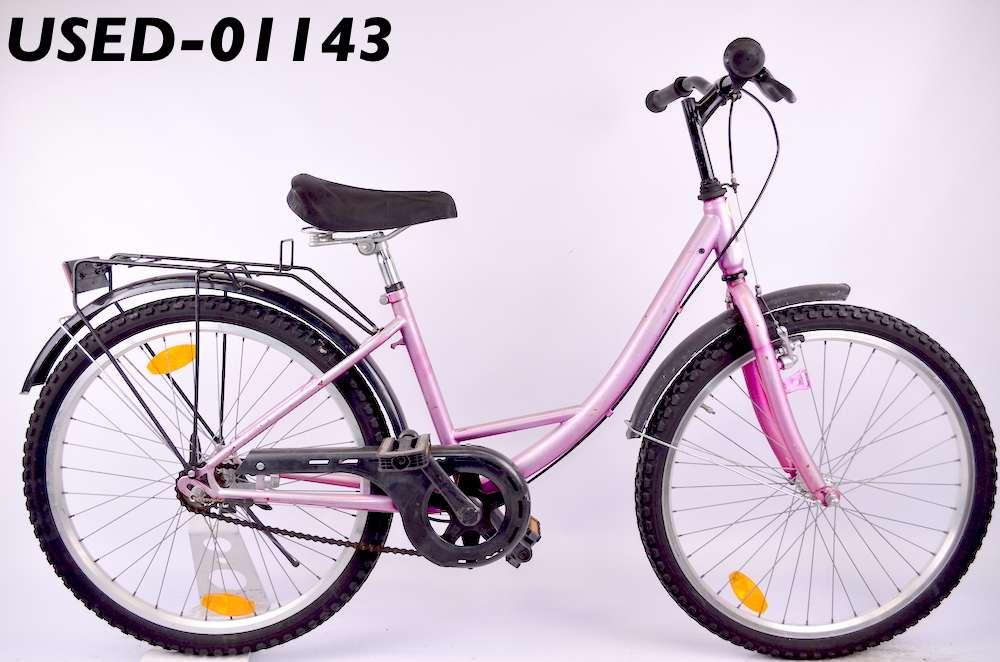 Подростковый городской бу велосипед Jaguar Артикул: USED-01143
