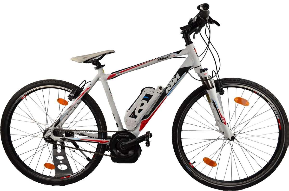 Электровелосипед KTM Macina Cross Артикул: AU-4515
