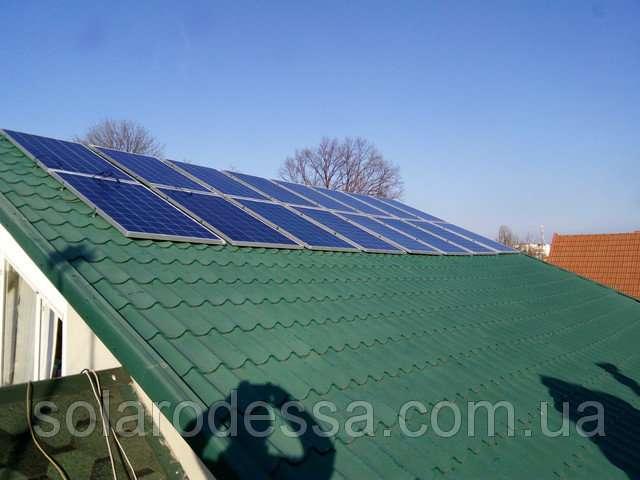 Солнечная электростанция 5 кВт -30кВт