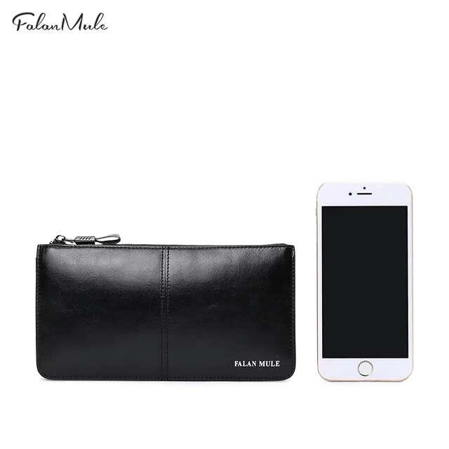 Продаю мужской бумажник, клатч фирмы FALAN MULE (натуральная кожа)