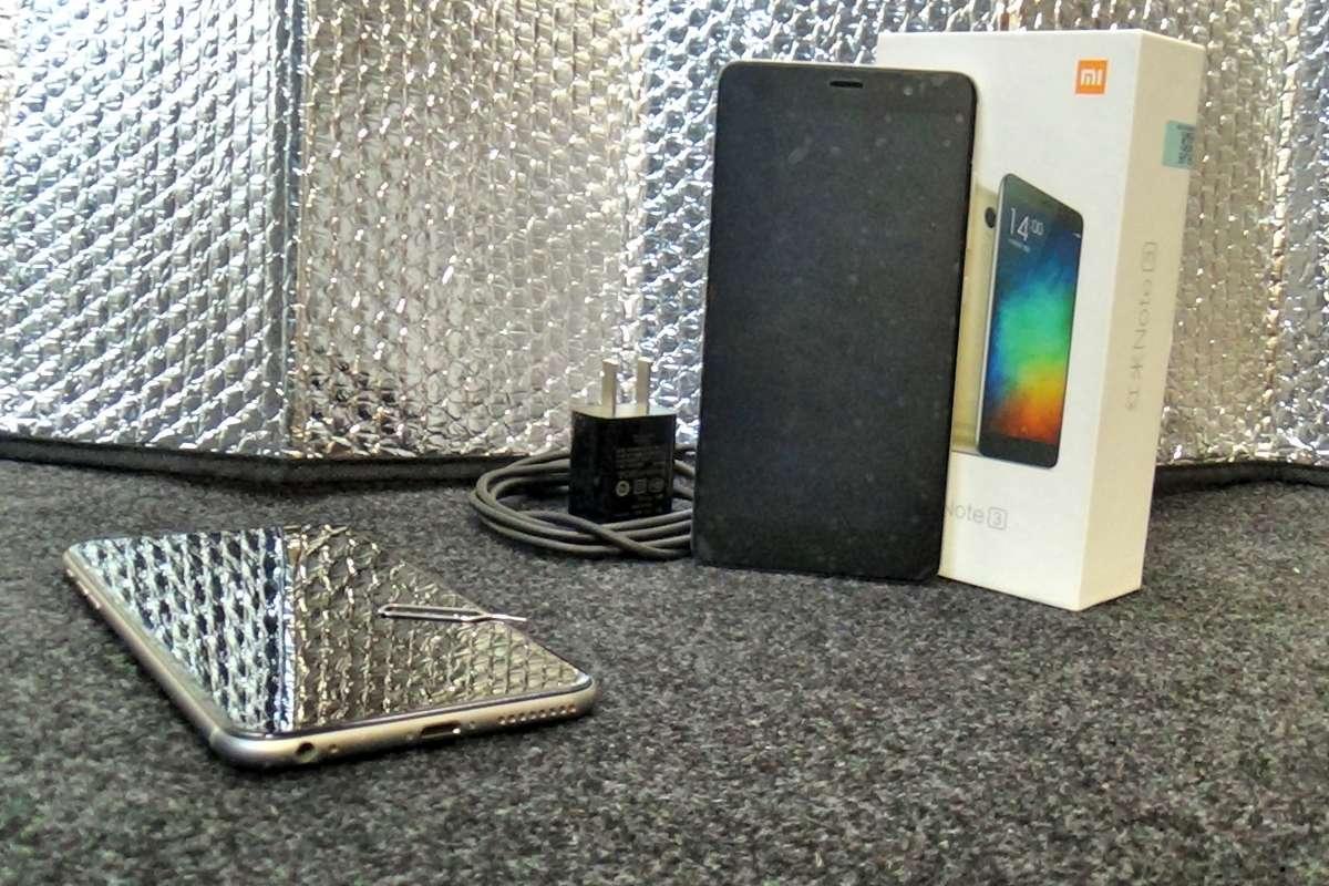 Redmi Note 3 Pro 16GB Gray n/o