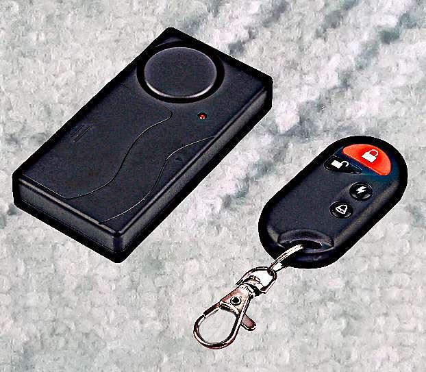 Охранная сигнализация TS-850 с брелком