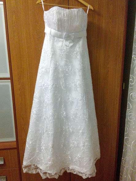 Свадебное платье размер 44-50