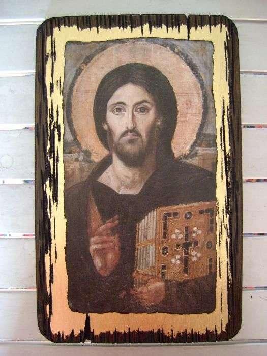 Икона Спаситель Вседержитель (Синайский)