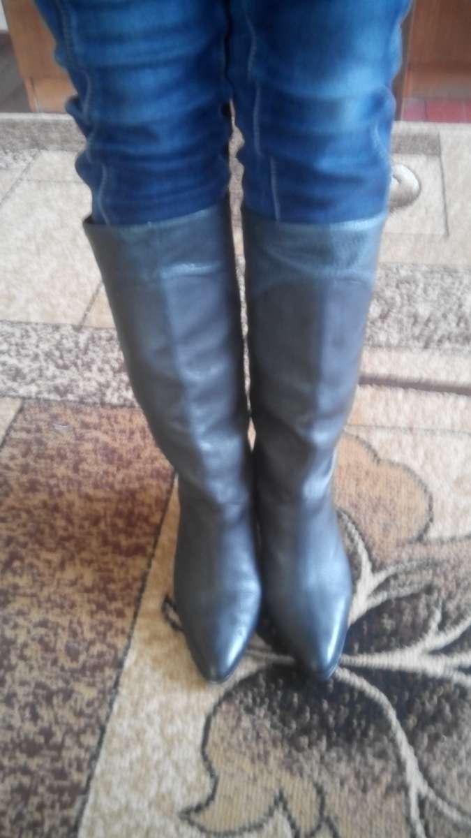 Жіночі демі сезонні чобітки