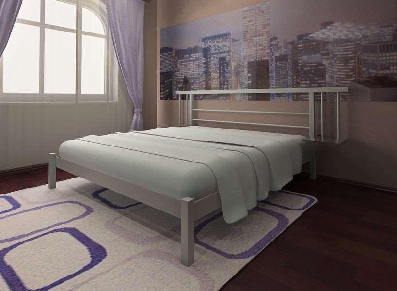 Продается односпальная и двухспальная металлическая кровать.Новая!