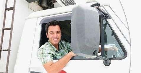 Работа водителем. Вакансия. Водитель с личным грузовым авто