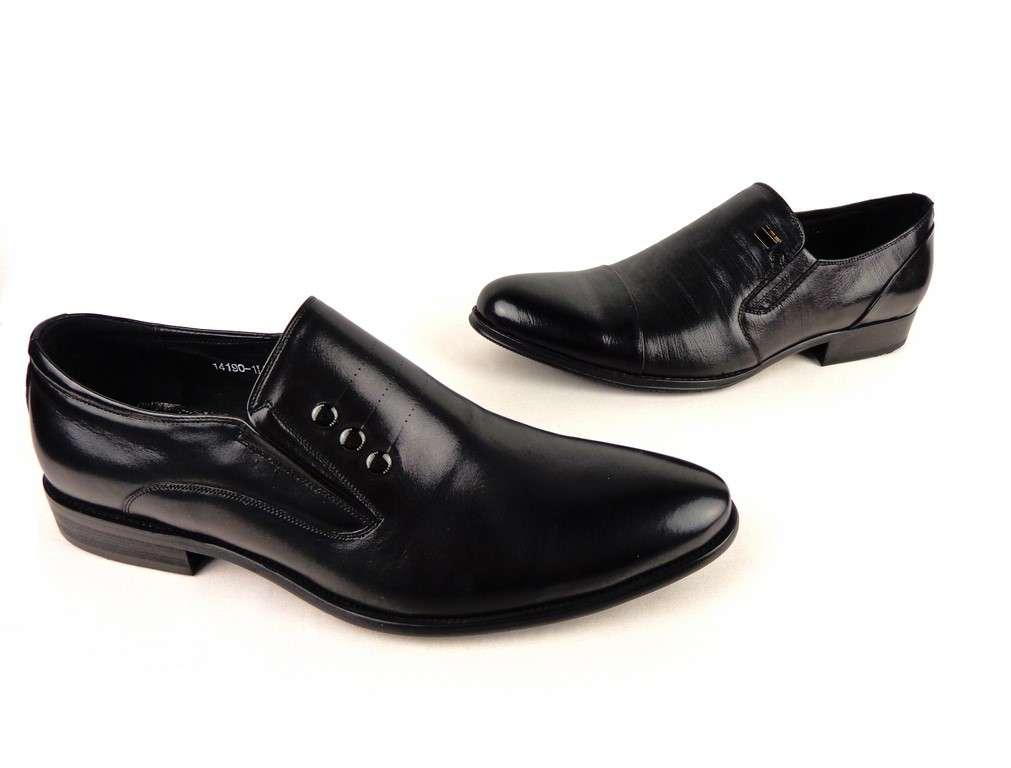 Кожаные классические туфли, Тм Everest, возможна примерка