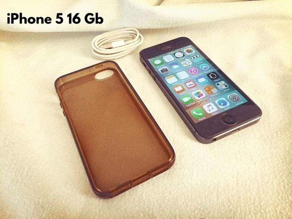 iPhone 5 16 Gb Neverlock идеальное состояние