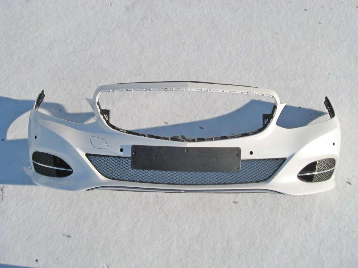 Передний бампер для Mercedes W212 E-Class рестайлинг