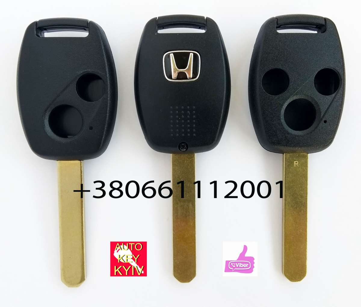 Корпус ключа Хонда ключ Honda чехол ключа Хонда