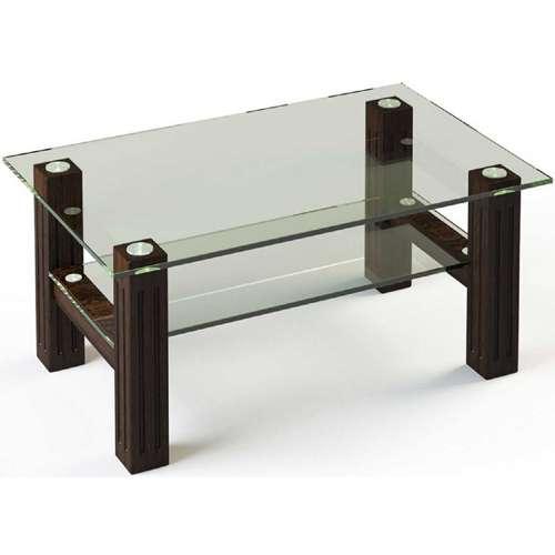 Стеклянный журнальный стол JTW 002 110х63