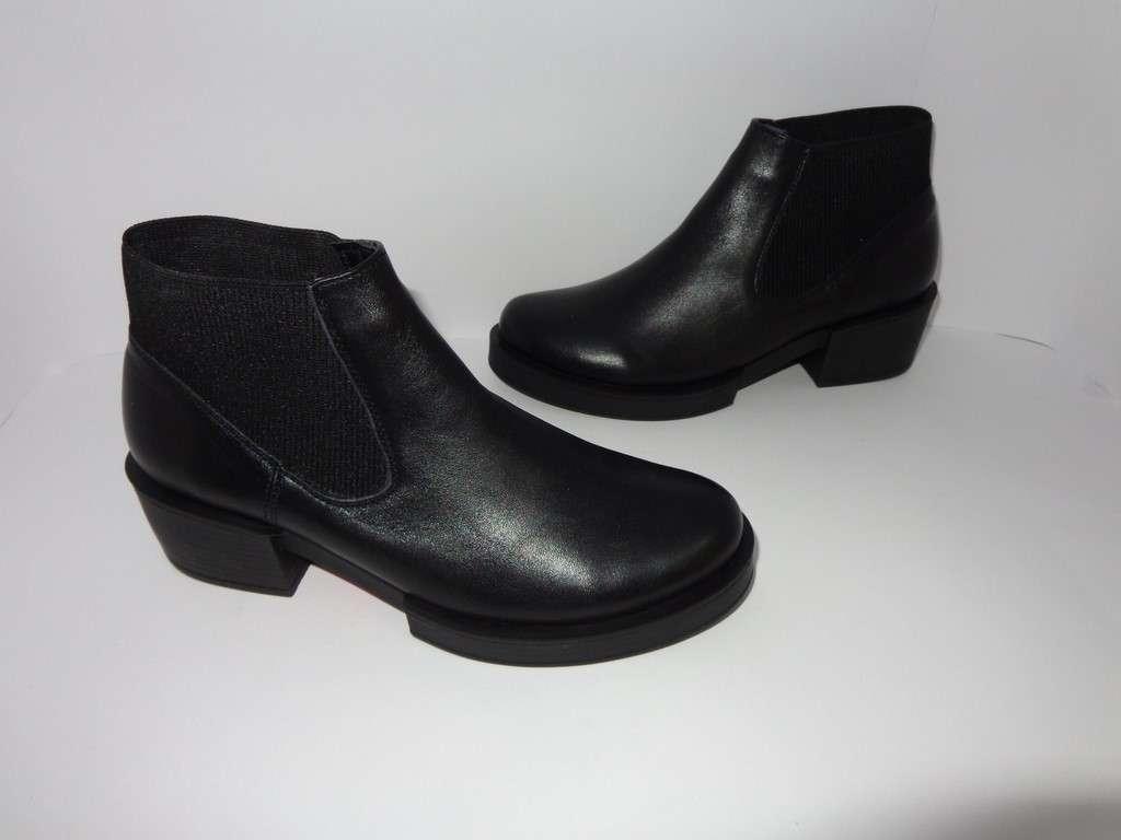 5fde8db469b651 Натуральные стильные ботинки, Bistfor, возможна...: 1 499 грн - Мода ...