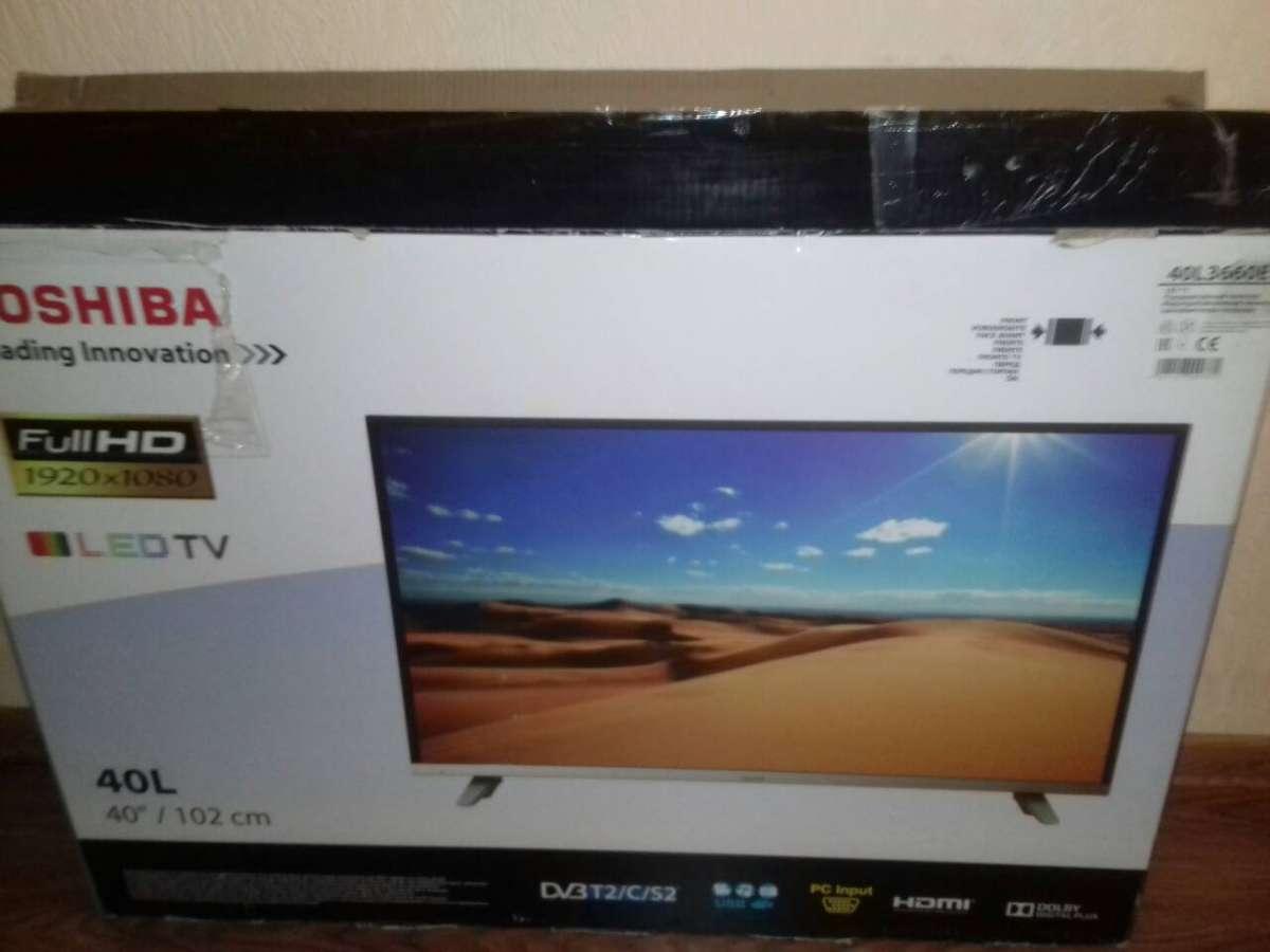 Продам телевизор Toshiba 40L3660EV