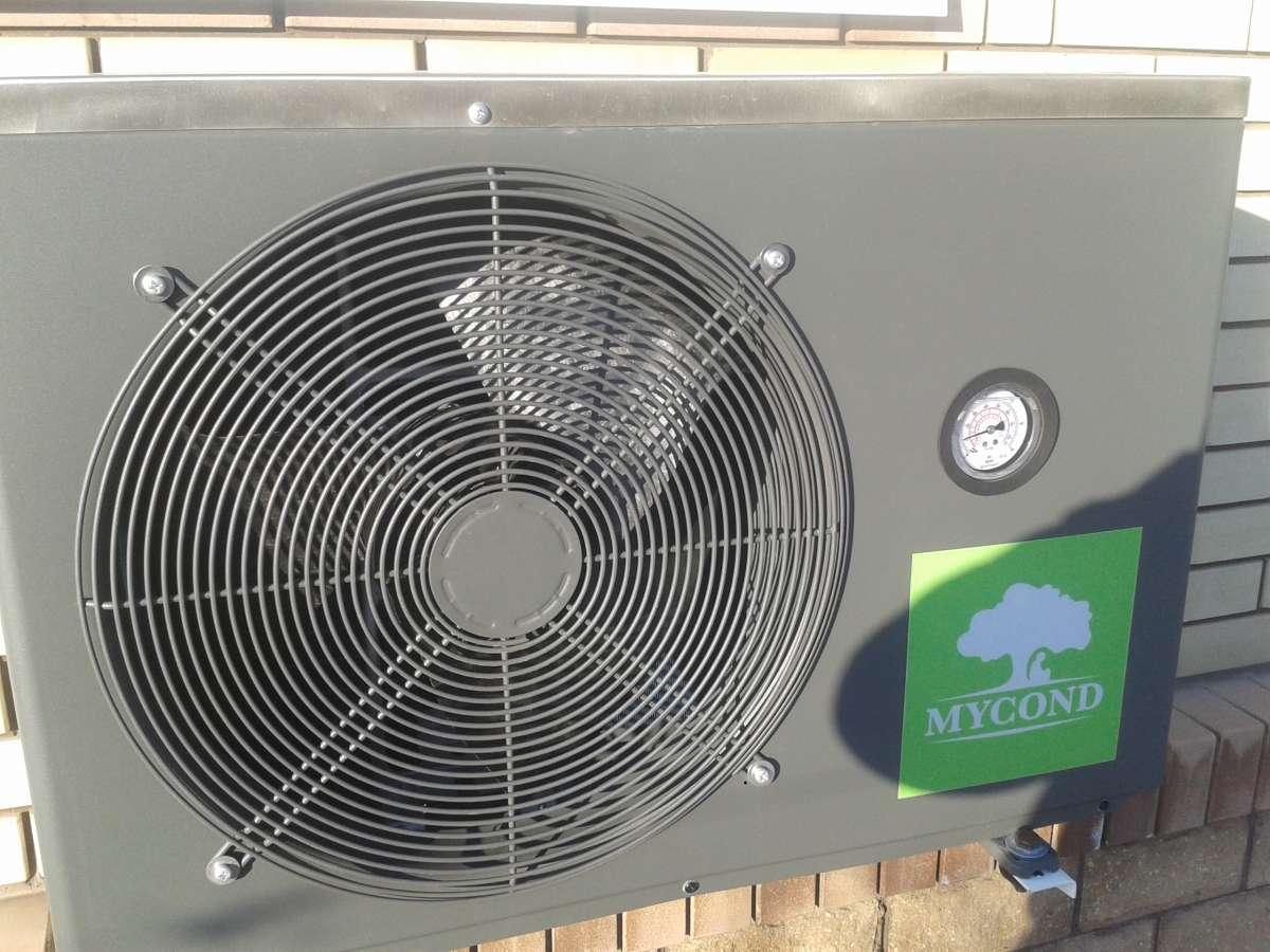 mycond20 тепловой насос воздух вода