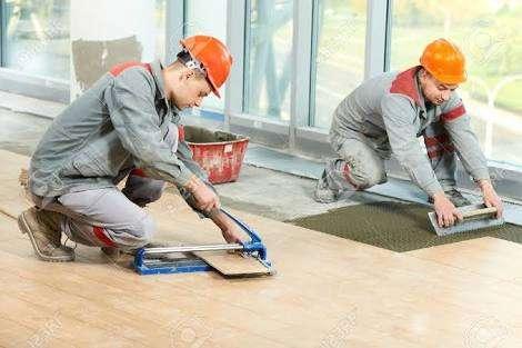 Срочно требуются в Литву плиточники строители разнорабочие и тд