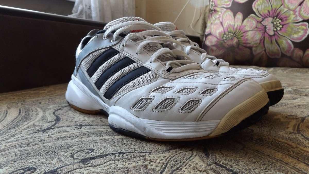 Кожаные кроссовки adidas Court Raw 2 - оригинал