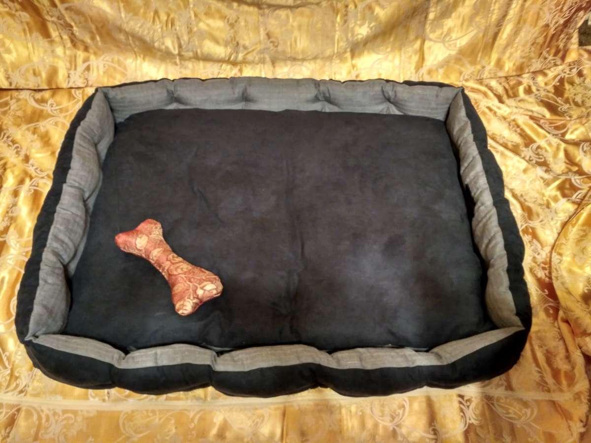 Лежак для большой собаки