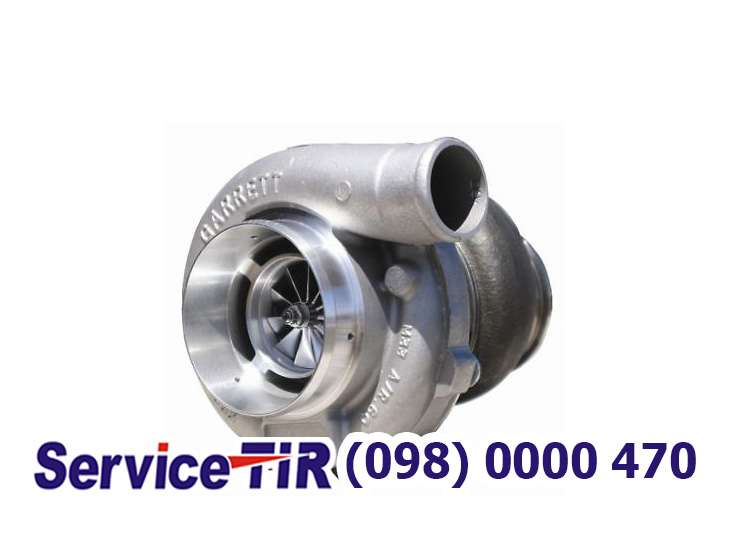 Ремонт турбин Man F2000