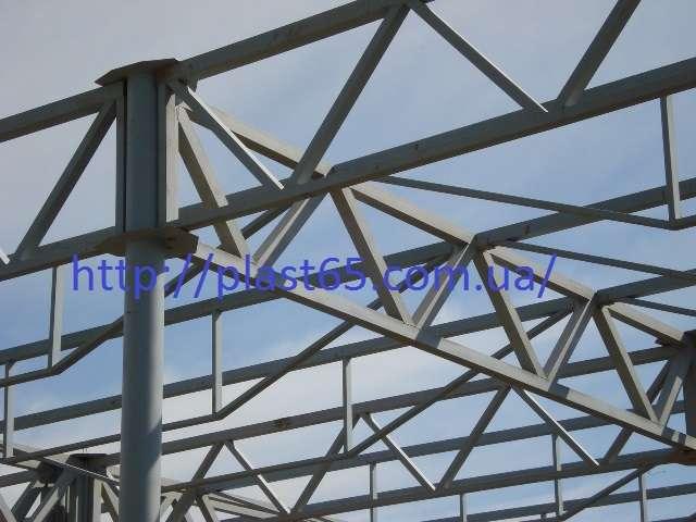 Металоконструкції, виготовлення металоконструкцій, монтаж, Київ.