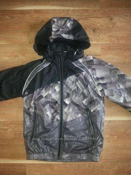 Легкая куртка на рост 128см