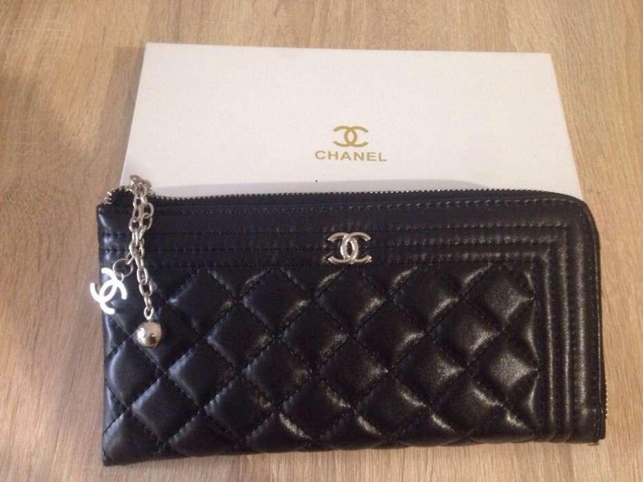 Клатч-кошелёк Chanel