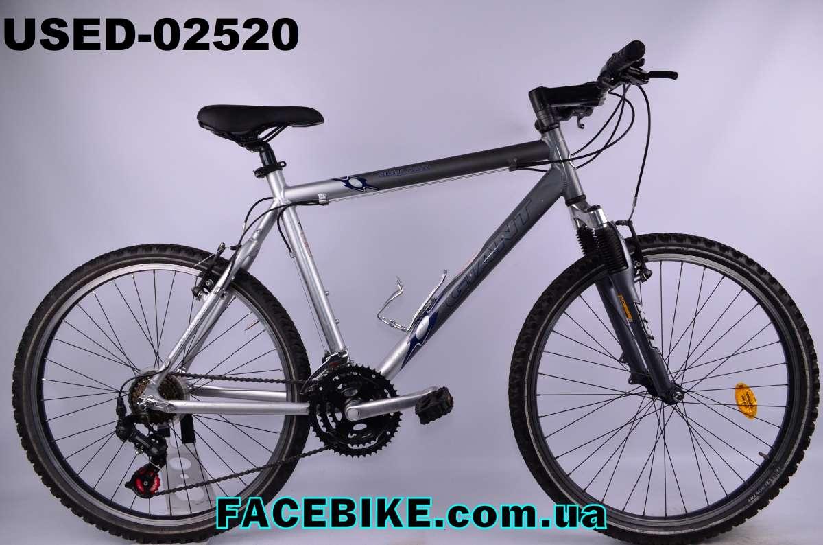 БУ Горный велосипед Giant - из Германии у нас Большой выбор