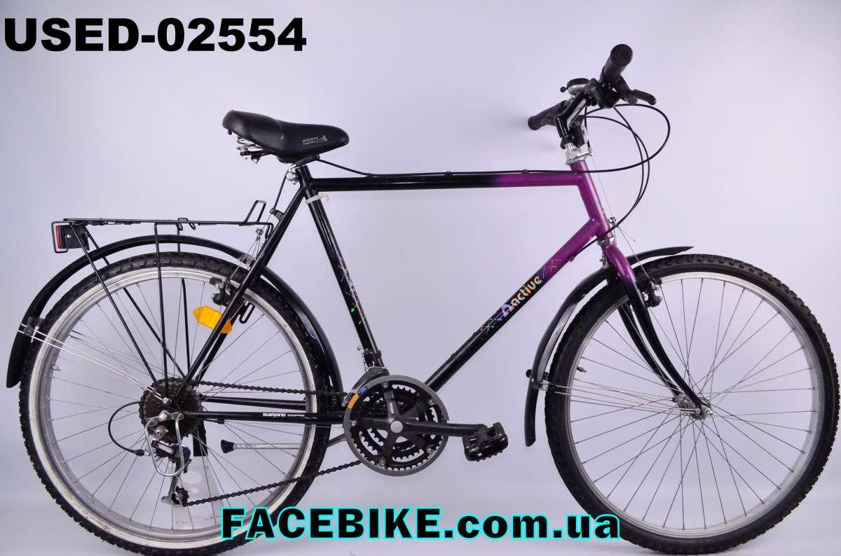 БУ Городской велосипед Active - из Германии у нас Большой выбор