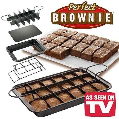«Perfect Browni» Перфект Брауни антипригарная форма для выпекания