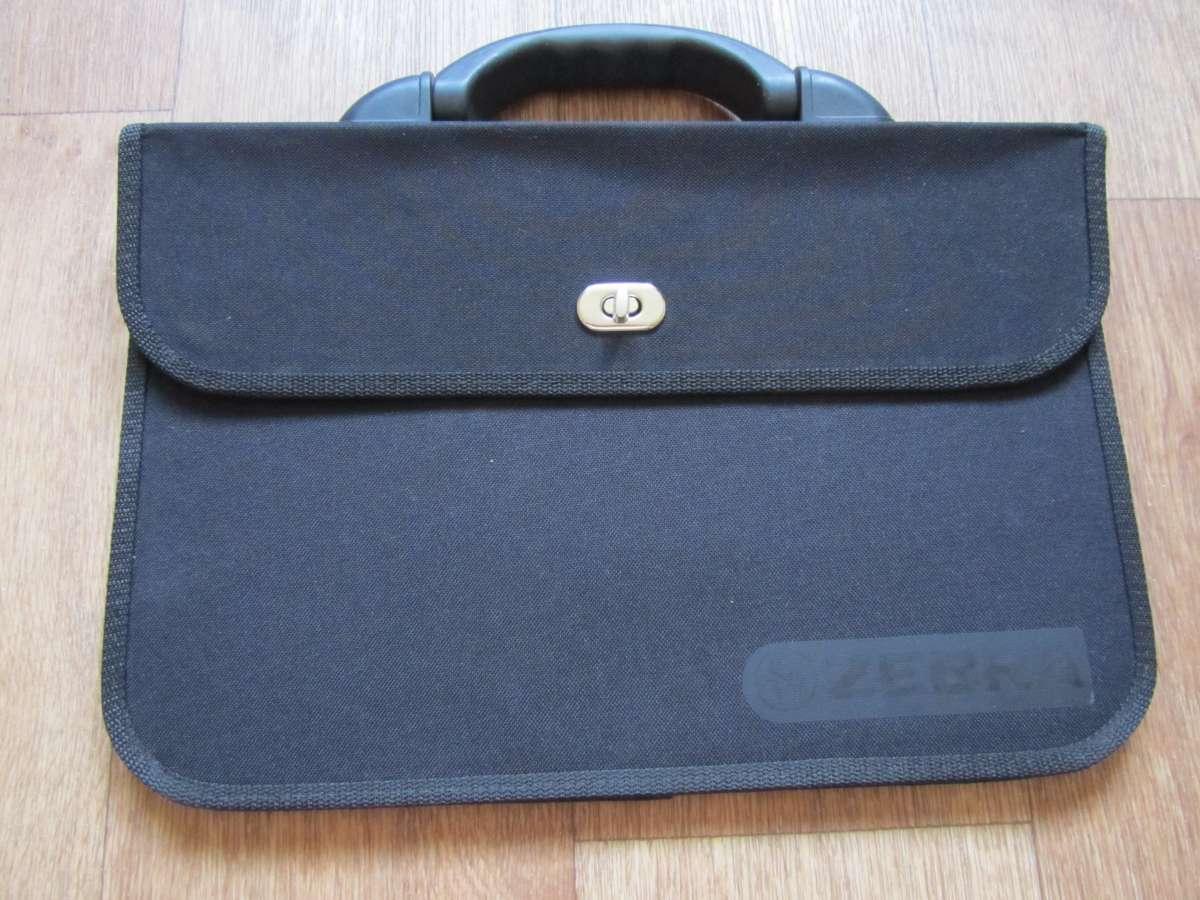 4208318372a5 Новый портфель тканевый Zebra артик. 2811: 320 грн - Мода и стиль ...