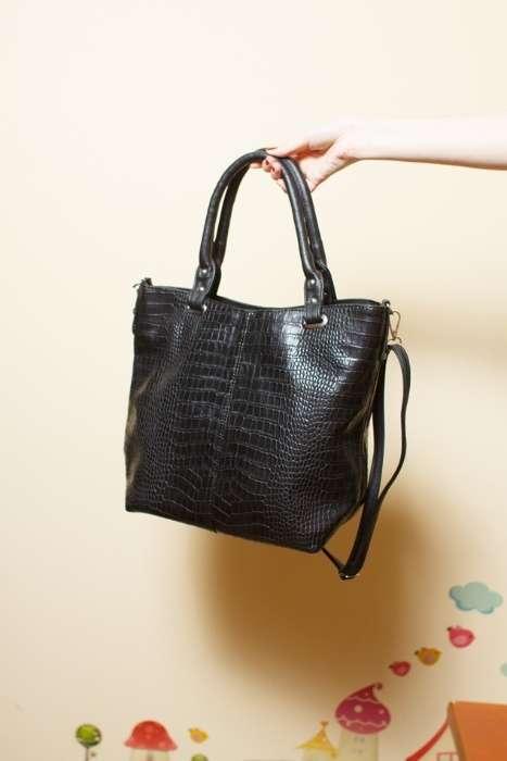 Как новая стильная женская сумка