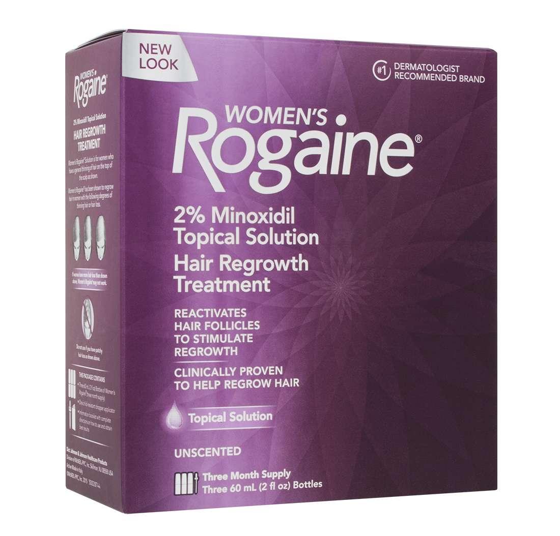 Womens Rogaine 2% minoxidil Регейн 2% миноксидил для женщин. Оригинал!