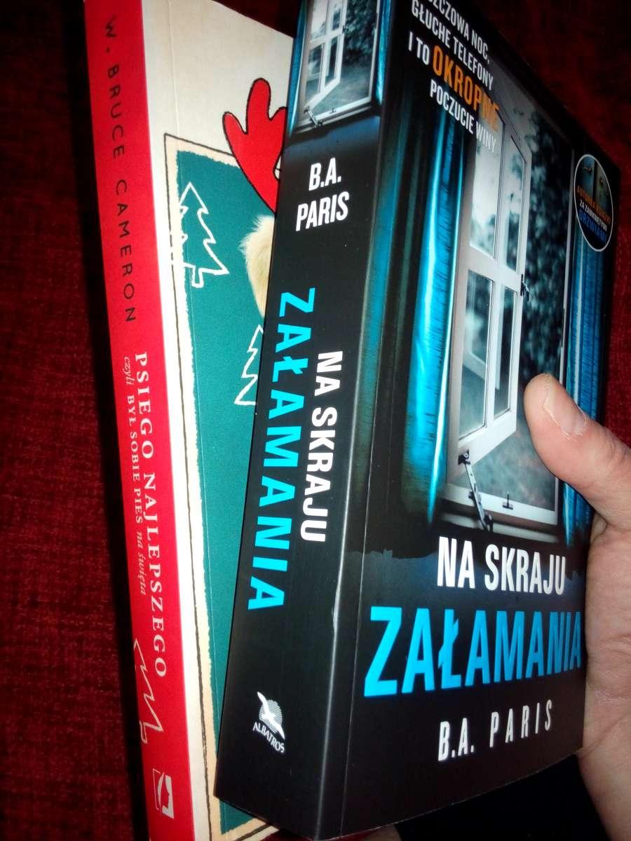 2 Книги на Польском языке. Новые