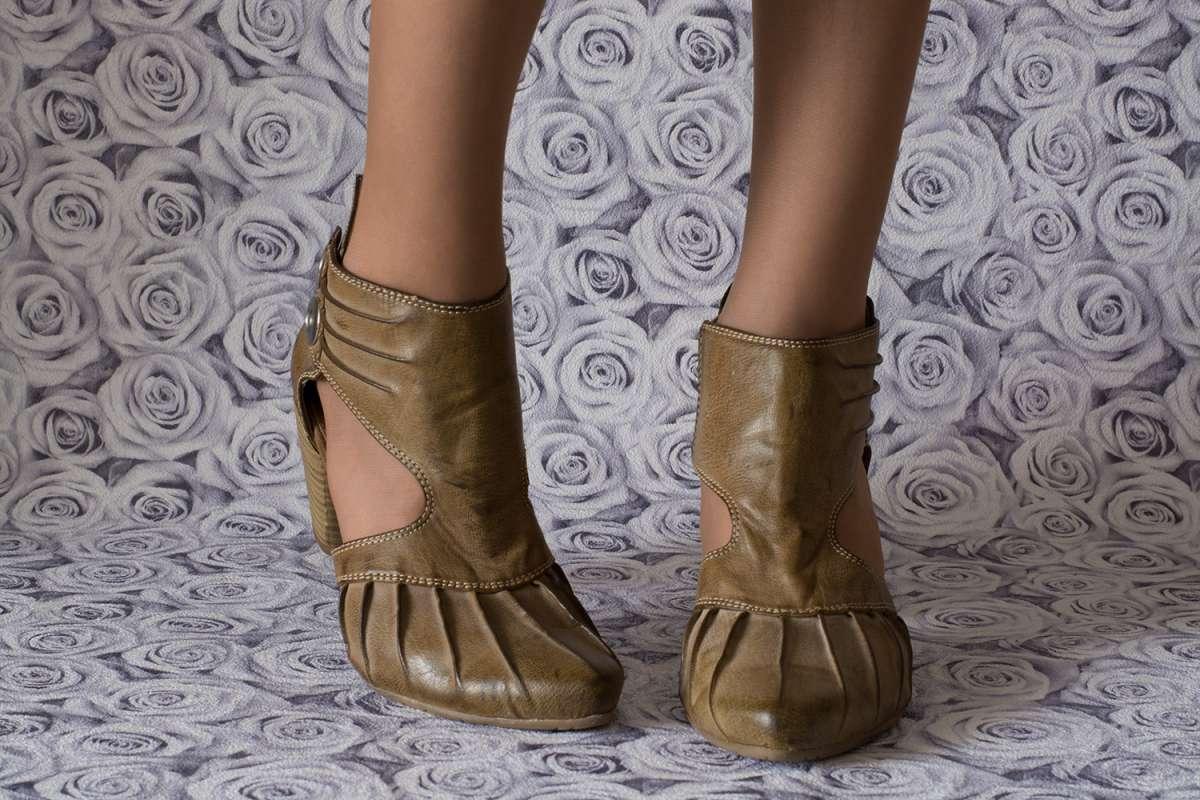 Летние туфли Marco Tozzi (босоножки)