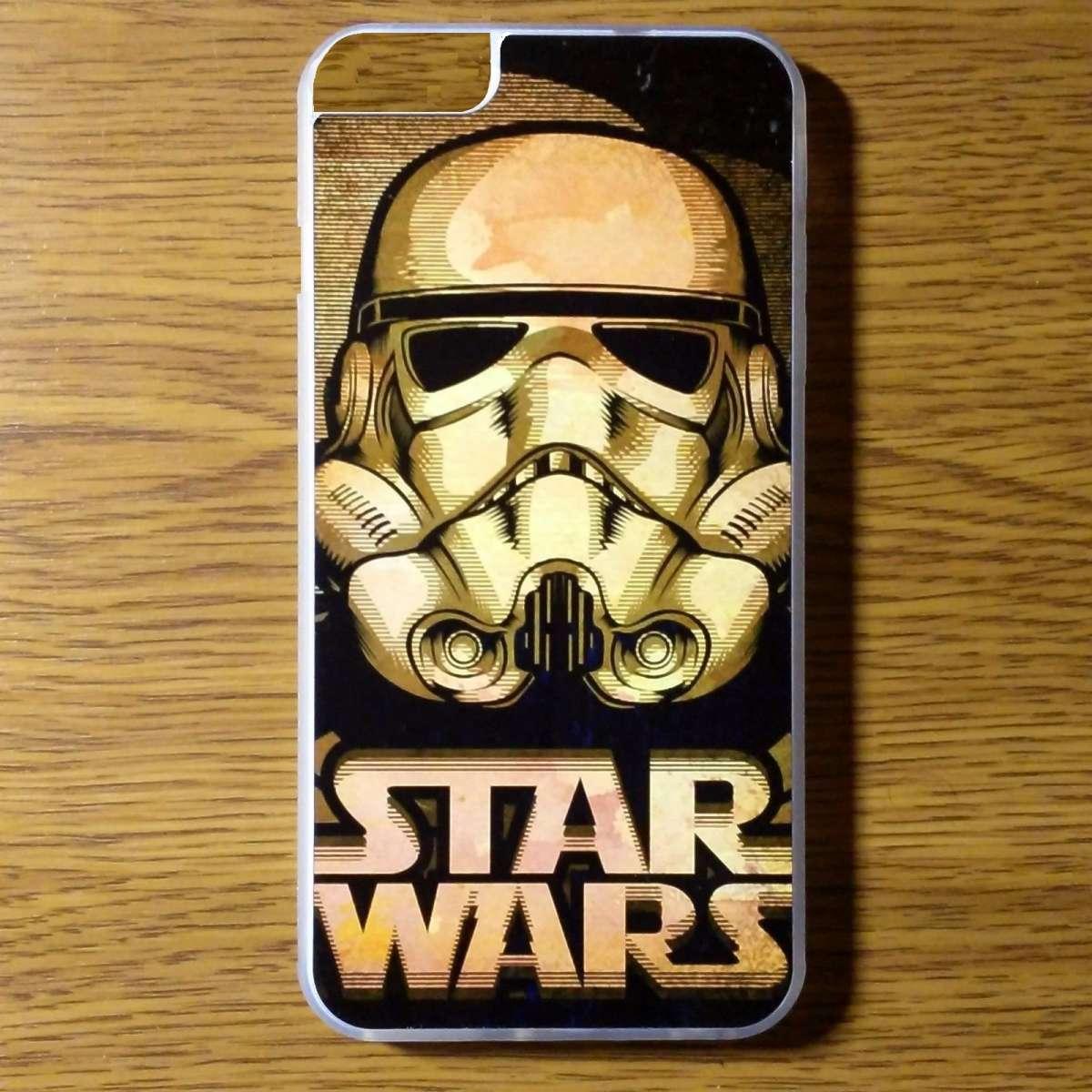 """Продаю чехол на IPhone 6+ с изображением """"Звездные воины"""""""
