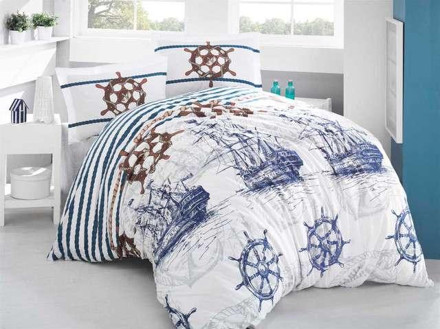 Полуторное постельное белье полуторная постель детям Aran Clasy Турция