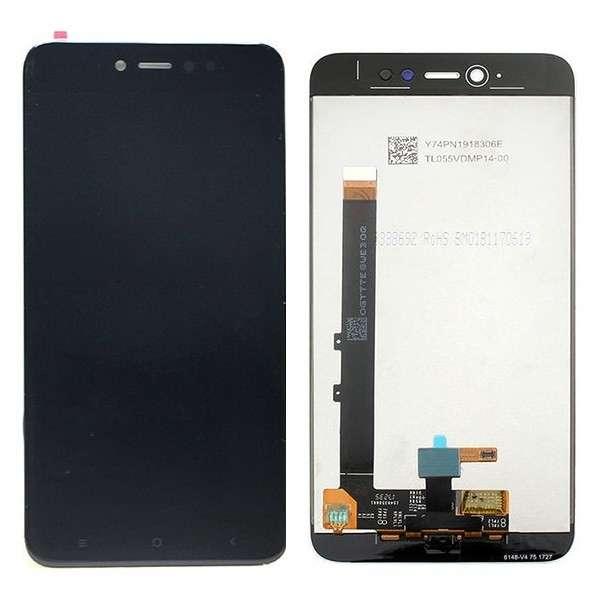 Замена экрана стекла дисплея модуля Xiaomi Redmi Note 5A