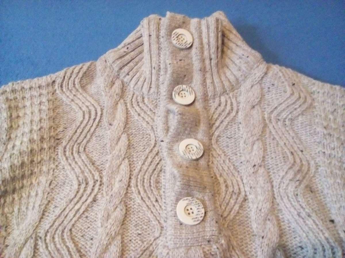 Мужской шерстяной свитер (Турция)