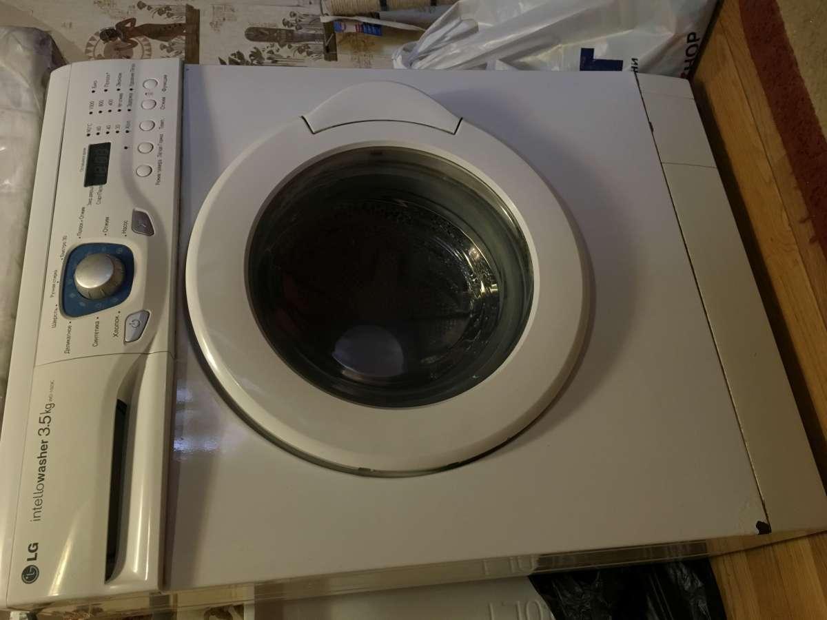 Стиральная машинка LG - WD 1023 C