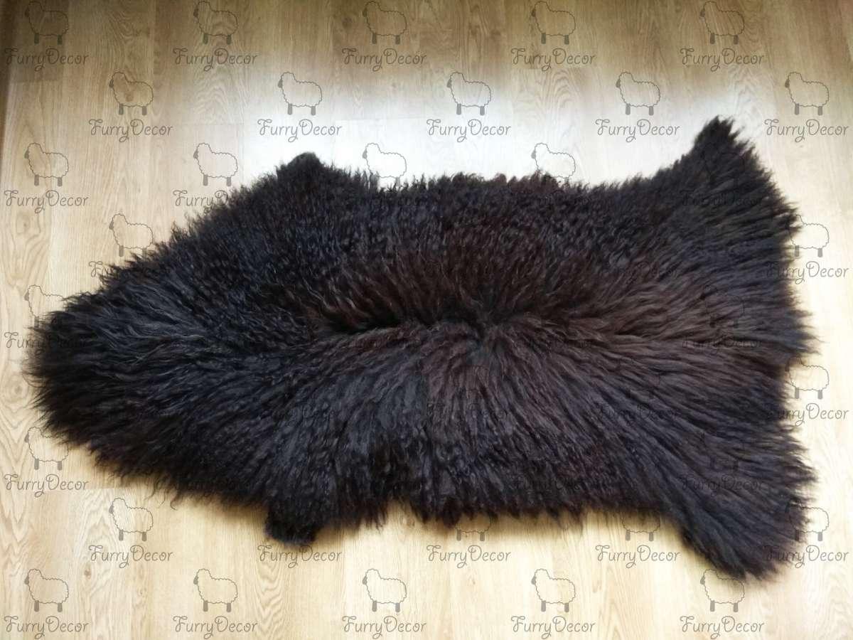 Шкура овечья, Овчина (Имитация Ламы) №1130