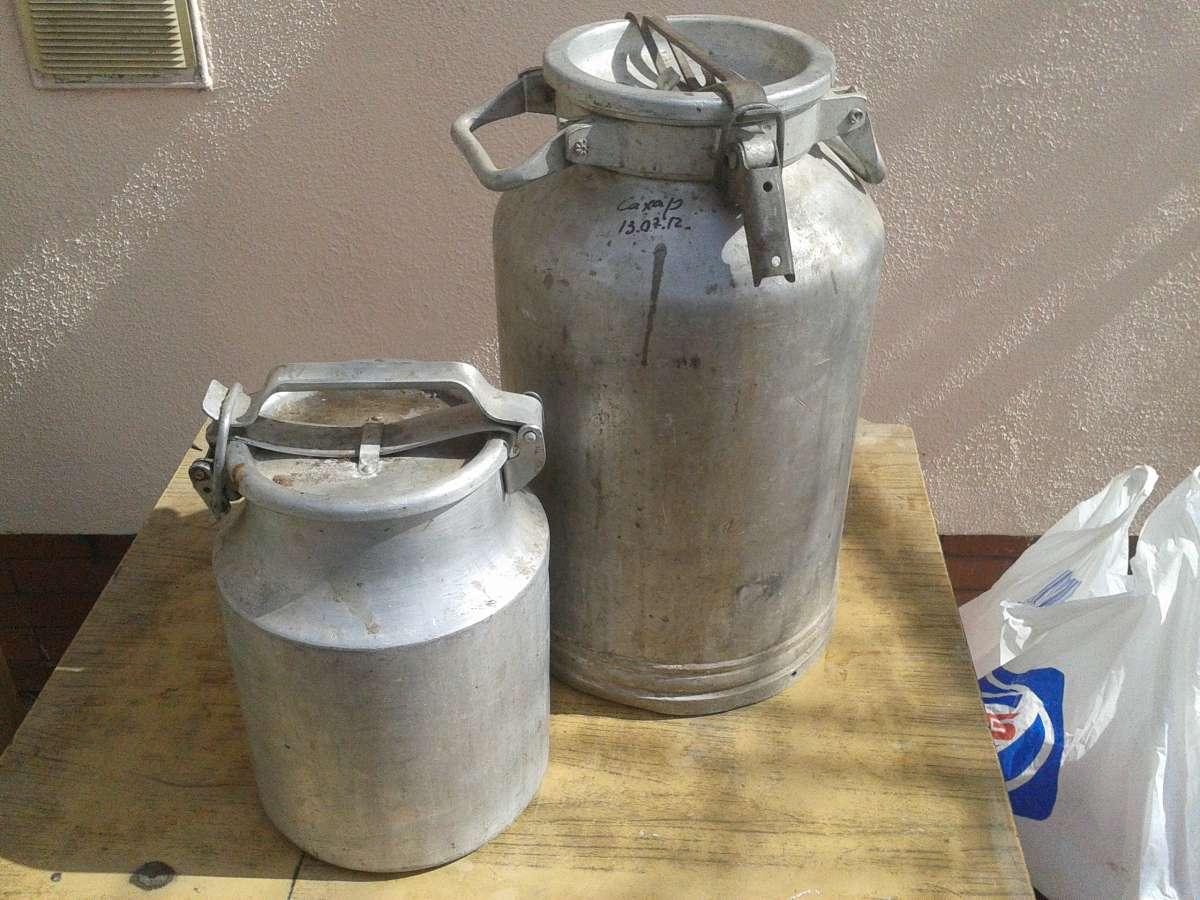 Бидон молочній 10, 28, 40 литров